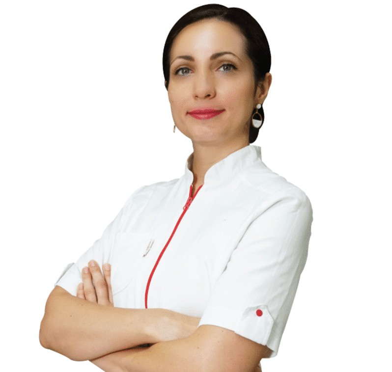 DR. KATERYNA SHAPOVALOVA at Jehad international Medical Clinic